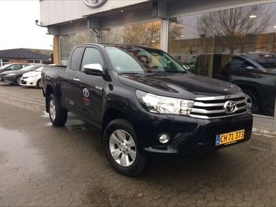 brugt Toyota HiLux Extra Cab 2,5 D-4D T3 4x4 144HK Pick-Up 6g