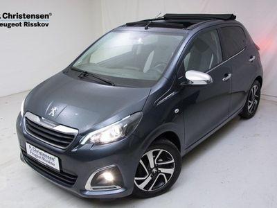 usata Peugeot 108 1,0 e-Vti Desire TOP! 69HK 5d