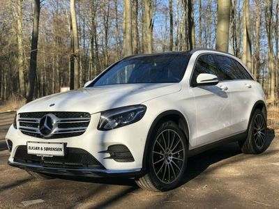 second-hand Mercedes GLC220 d 2,2 AMG Line aut. 4-M