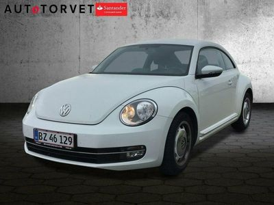brugt VW Beetle The1,2 TSi 105