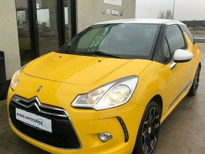 brugt Citroën DS3 1,6 HDi 110 DSport