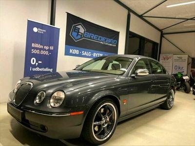 brugt Jaguar S-Type Deluxe aut.