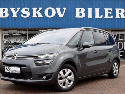 second-hand Citroën Grand C4 Picasso 1,6 BlueHDi 120 Intensive