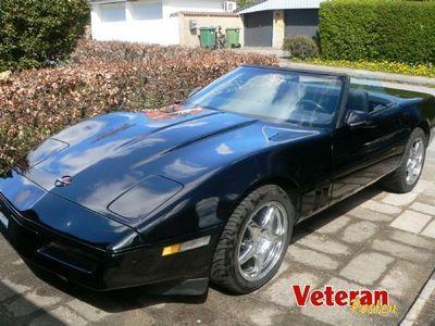 brugt Chevrolet Corvette aut. cabriolet 5,7l