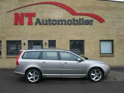 brugt Volvo V70 2,5 T Momentum Geartronic 200HK Stc 6g Aut.
