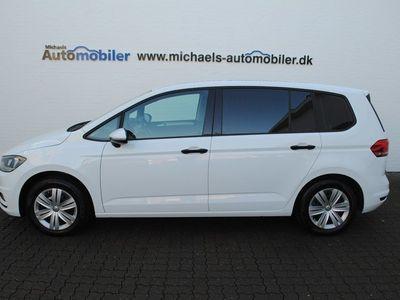 brugt VW Touran 1,6 TDi 110 Trendline BMT Van