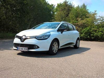 gebraucht Renault Clio 1,5 NydCi Sport Tourer 90HK st.car
