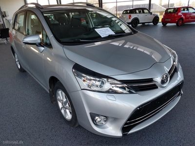 gebraucht Toyota Verso 7 pers. 1,8 VVT-I T2 Touch 147HK 6g