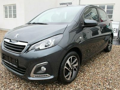 used Peugeot 108 1,0 e-VTi 69 Allure