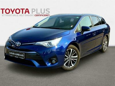 brugt Toyota Avensis Touring Sports 1,6 D-4D T2 112HK Stc 6g