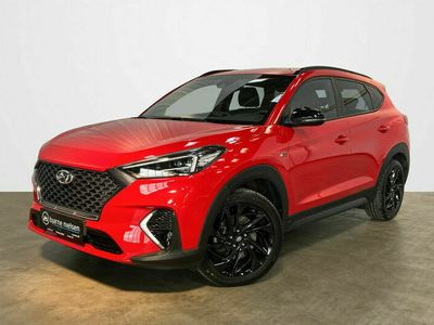 brugt Hyundai Tucson 1,6 CRDi 136 Trend Deluxe DCT