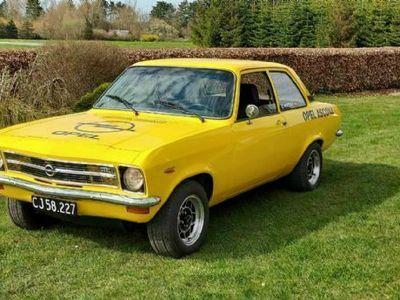 brugt Opel Ascona ObelA16S