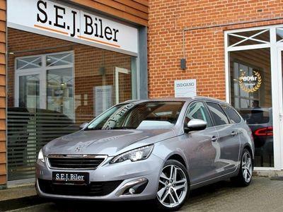 brugt Peugeot 308 2,0 BlueHDi Allure SW 150HK 5d