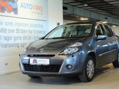 brugt Renault Clio 1,5 DCI Authentique 75HK 5d