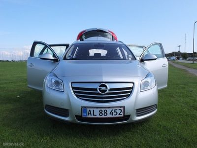 used Opel Insignia 2,0 CDTI EcoFlex 130HK Stc
