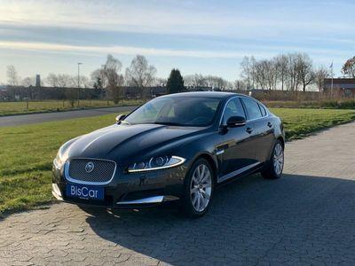 brugt Jaguar XF 2,2 D S Premium Luxury aut.