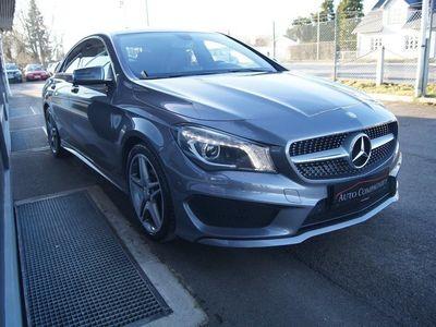 brugt Mercedes CLA200 1,8 CDi AMG Line aut.