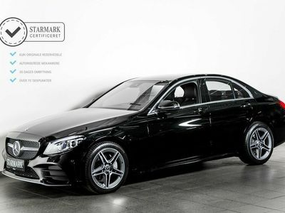 used Mercedes C200 1,5 AMG Line aut.