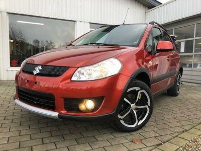 brugt Suzuki SX4 1,6 GL-A i-AWD Van