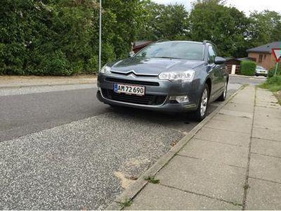 brugt Citroën C5 2,0 2,0 hdi st.car evt bytte
