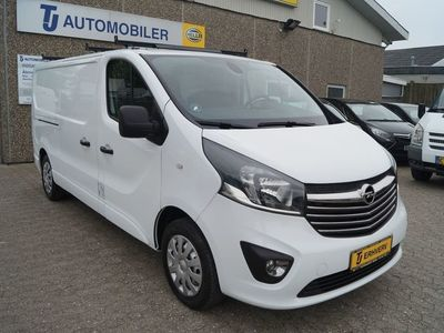 brugt Opel Vivaro 1,6 CDTi 115 Sportive L2H1