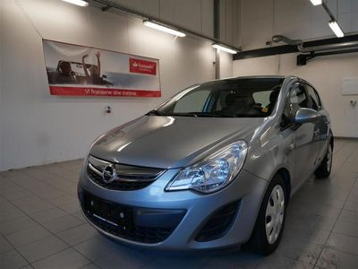 brugt Opel Corsa 1,2 Twinport Edition 100 Sport Easytronic 85HK 5d Aut.