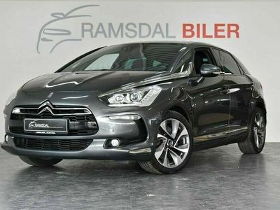 brugt Citroën DS5 2,0 BlueHDi 180 Design EAT6