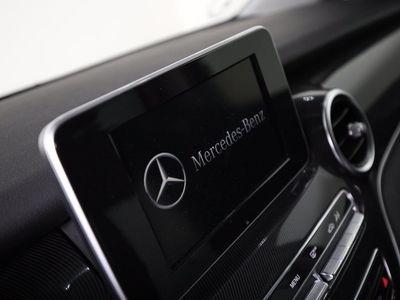 brugt Mercedes V220 d aut. lang
