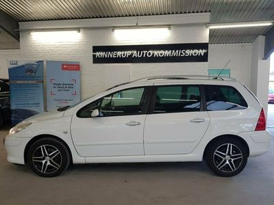 brugt Peugeot 307 1,6 HDi 109 Complete SW