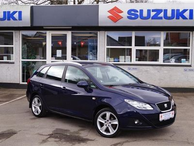 brugt Seat Ibiza 1,4 Style 85HK Stc