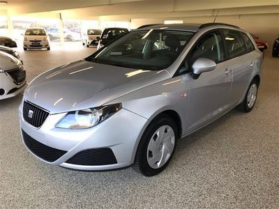 brugt Seat Ibiza 1,6 Commonrail TDI DPF Reference 90HK Stc
