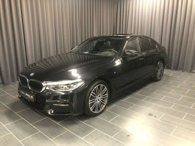 brugt BMW 530 d M-Sport aut.
