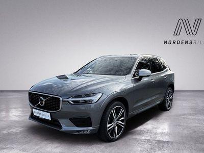 brugt Volvo XC60 2,0 D5 235 R-Design aut. AWD