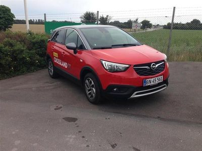 käytetty Opel Crossland X 1,2 INNOVATION 81HK 5d