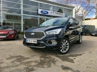 brugt Ford Kuga TDCi 180 Vignale aut. AWD