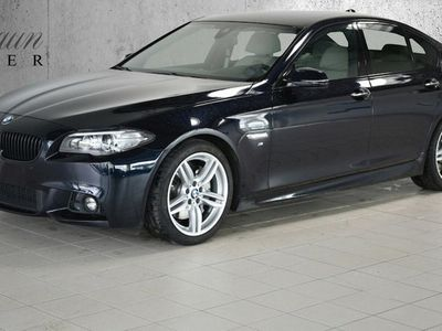 brugt BMW 530 D Limousine M-Sport