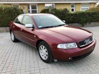 brugt Audi A4 2,4 2,4