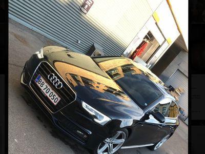 brugt Audi A5 Sportback 2.0 TDI 177 HK 5-DØRS MULTITRONIC