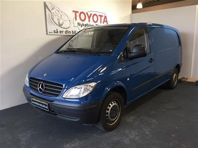brugt Mercedes Vito 109 Kort 2,2 CDI Komfort 95HK Van 6g