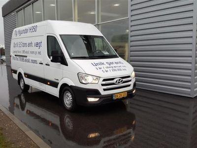 brugt Hyundai H 350 L3 2,5 CRDi Premium 150HK Van 6g