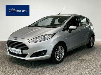 brugt Ford Fiesta 1,0 EcoBoost Titanium Start/Stop 100HK 5d