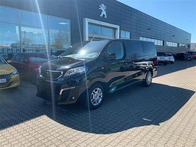 brugt Peugeot Expert Traveller L3 1,5 BlueHDi Business 120HK 6g