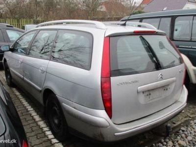 brugt Citroën C5 Weekend 2,0 i 16V Prestige 138HK Stc