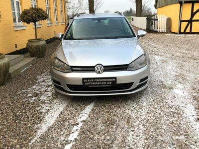 gebraucht VW Golf VII 1,6 TDi 110 Comfortline Vari. BMT