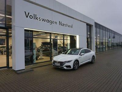 brugt VW Arteon 2,0 TDi 190 R-line Business DSG