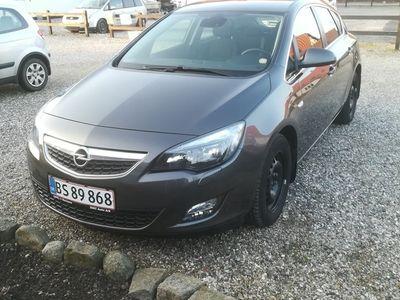used Opel Astra 4 TURBO