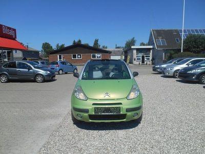 brugt Citroën C3 Pluriel 1,4
