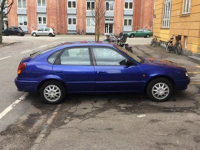 käytetty Toyota Corolla L/B 1,3 86HK 5d