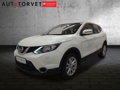 brugt Nissan Qashqai 1,5 dCi 110 Visia Van