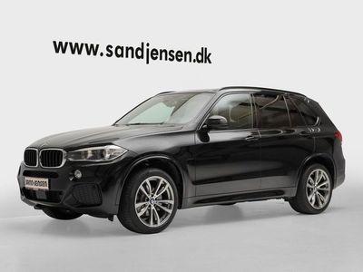 brugt BMW X5 3,0 xDrive30d M Edition aut. Van
